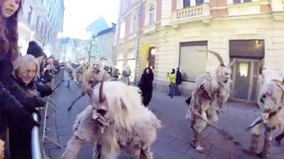 Krampus Parade, Graz , Austria December 2013
