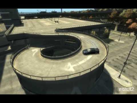 GTA4 Dirft Ken Block s Subaru