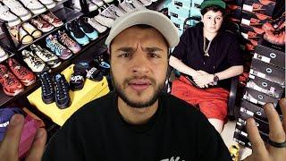 How Benjamin Kickz Get His Shoes!!!!