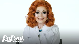 Blair St. Clair Is Fresh Off the Bus   RuPaul's Drag Race Season 10   Premieres March 22nd 8/7c