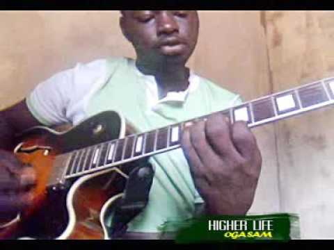 Higher Life Guitar Instrumental by OgaSam