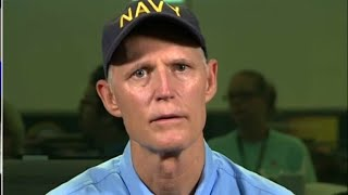 """Florida Gov. Rick Scott on """"search and rescue"""" after Hurricane Michael"""