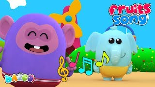 Fruits For Kids - Dazoo - Kids Star Channel
