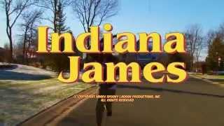 Indiana James