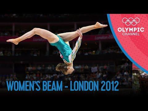 Women s Beam Final London 2012 Olympics