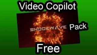Video Copilot Shockwave Pack FREE [Download]