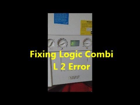 How to fix Ideal Logic Combi L 2 Error
