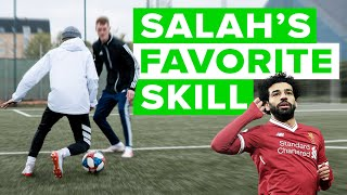 LEARN THE ULTIMATE WINGER SKILL - Salah And Robben's Favourite Move