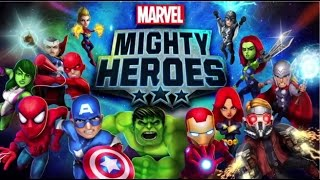 MARVEL MIGHTY HEROES | iOS / ANDROID GAMEPLAY TRAILER