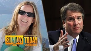 Kavanaugh Accuser Christine Blasey Ford Tentatively Agrees To Testify | Sunday TODAY