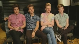 The Vamps talk One Direction and how they got together