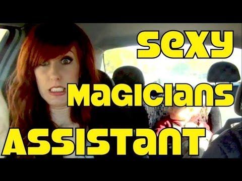 Sexy Magicians Assistant