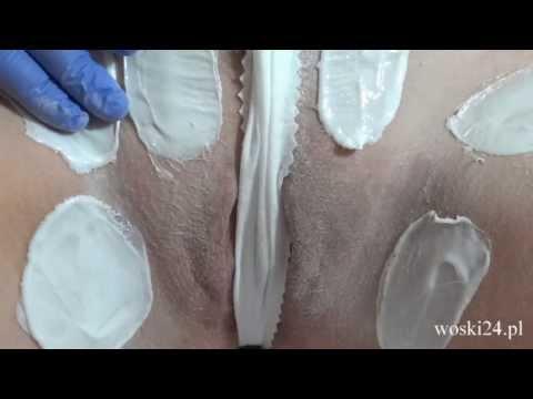 Depilacja brazylijska woskiem iT Wax