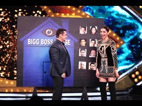 Xxx Mp4 Bigg Boss10 क्या कहा Salman Khan ने की Deepika Padukone हो गयी Shocked 3gp Sex