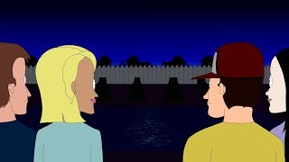 Scary True Pool Horror Stories Animated