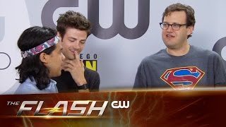 The Flash | Comic-Con 2015 Q&A: Part 2 | The CW