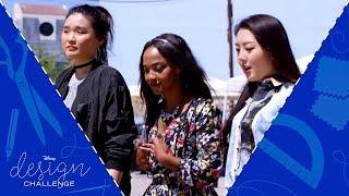 Otis Fashion Students Take On Disney Design Challenge | Episode 3 | Disney Style