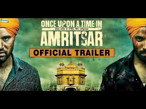 Once Upon A Time In Amritsar | Official Trailer [Hd] | Shemaroo Ent. | New Punjabi Movie 2016