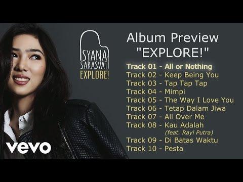 Isyana Sarasvati - EXPLORE! Album Preview (Album Preview Video)