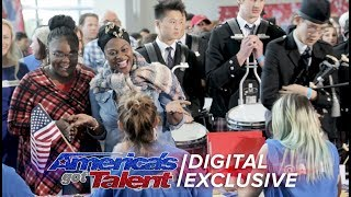 Houston Brings The Talent to AGT Auditions - America