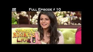 Comedy Nights Live - Meera, Jigyaasa Singh & Toral Rasputra - 3rd April 2016 - Full Episode (HD)