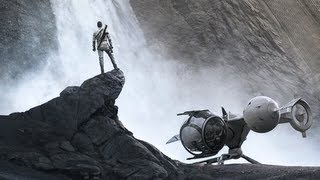 Oblivion Trailer 2013 Tom Cruise Movie - Official [HD]