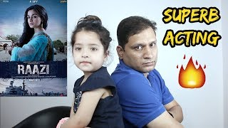 Raazi Movie Not Review | Public Review by Varchasvi Sharma