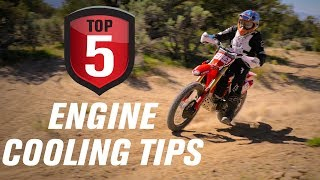 Top 5 Motorcycle & ATV Engine Cooling Tips