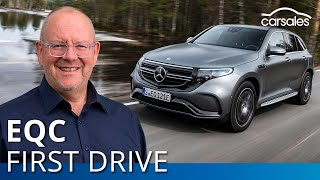 2019 Mercedes-Benz EQC 400 Review - First Drive   carsales