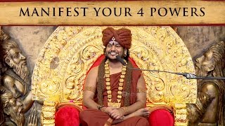 Manifest Your Four Powers