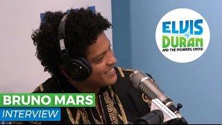 Bruno Mars on New Album '24K Magic' |