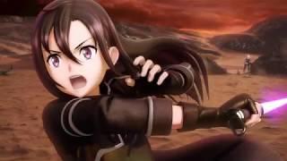 Sword Art Online Fatal Bullet Announcement Trailer