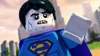 LEGO DC Comics Super Heroes: Justice League vs. Bizarro League -