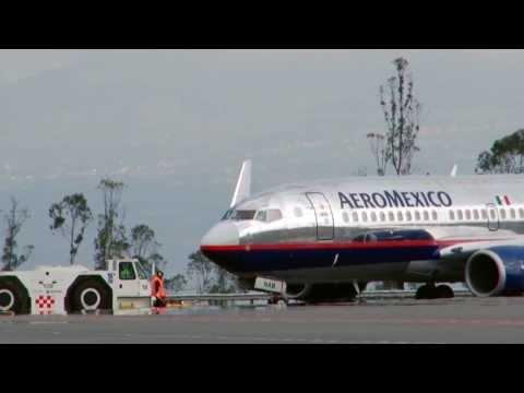 Aeroméxico vuela Ecuador