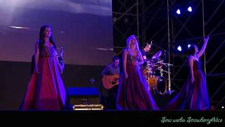 【Strawberry Alice】Celtic Woman - Amazing Grace, 2016 Shanghai International Arts Festival, 23/10.