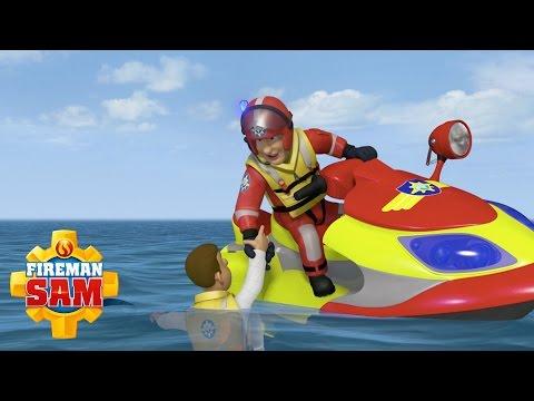 The Ocean of Flames Fireman Sam US