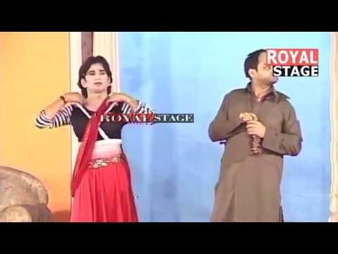 New Sxy Girls Sxy Jokes With Nasir Chinyoti Full Stage Drama 2016