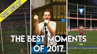 2017 RECAP - THE BEST MOMENTS