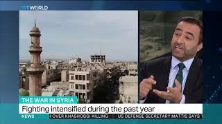 The War In Syria: Editor-at-Large Ahmet Alioglu