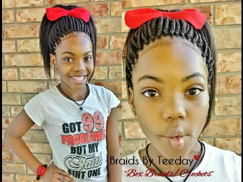 Box Crochet Braids W Ny Short Braid Highly Requested Teeday6