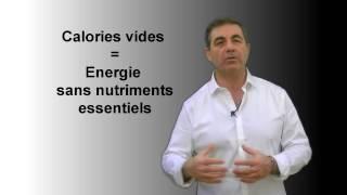 Calories pleines et calories vides quelle différence