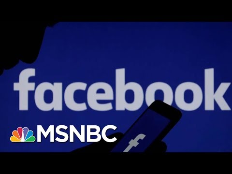 Thompson Facebook Has Built A Surveillance State Where The Inmates Want To Be In The Prison MSNBC