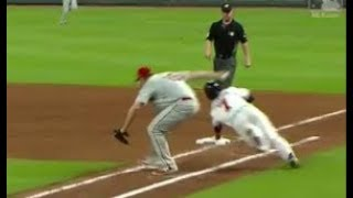 MLB Bizarre Plays of 2017