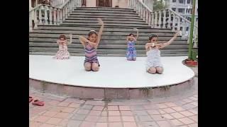 Prem ratan dhan payo...kids choreography-D.A.N.C.E studio- Iam preety