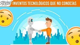 Inventos Tecnológicos Que No Conocías | TOP 10