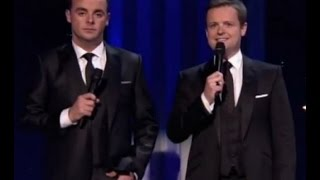FINAL RESULTS - Britain's Got Talent 2013