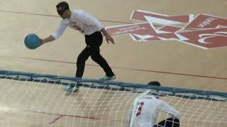 London 2012 Paralympics   Goalball  - Korea vs Iran (Sun 2.9.2012)