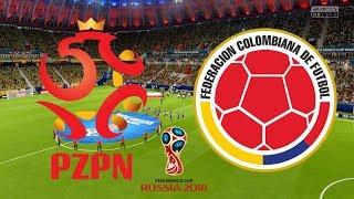 World Cup 2018 - Poland Vs Colombia - 24/06/18 - FIFA 18