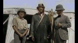 بكاء الملك عبد العزيز آل سعود بسبب شخبطة ضابط بريطاني منح أراضي السعودية للعراق