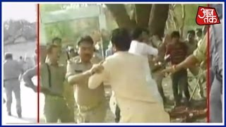 Agra: Bajrang Dal Activists Attack Police Station To Rescue 5 From Lock-Up